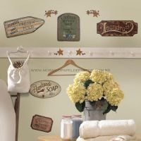 Adesivo RoomMates - Country Signs Wall Decals - RMK1175SCS