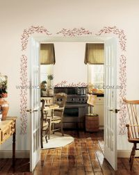 Adesivo RoomMates - Berry Vine Wall Decals - RMK1573GM