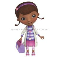 Adesivos RoomMates - Doc McStuffins Giant Wall Decal - RMK2283GM