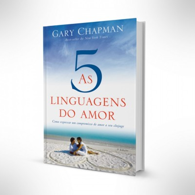 LIVRO - As cinco linguagens do Amor (Gary Chapman)  - foto principal 1
