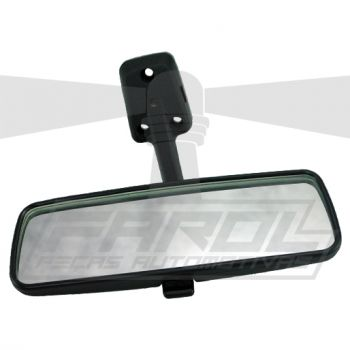 Retrovisor Interno Prismático Honda Fit 2004 a 2008 - Metagal - RH1I81PR