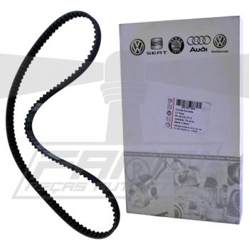 Correia Dentada A3 / Cross Fox / Fox / Gol / Golf / Kombi / Polo / Saveiro / Space Fox / Voyage - Volkswagen - 030109119AA