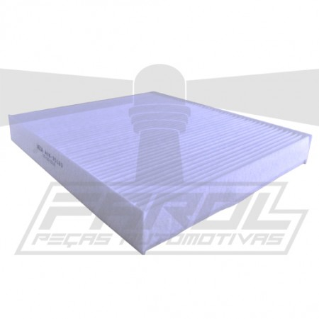 Filtro de Ar Cabine para Cross Fox / Fox / Gol / Golf / Parati / Polo / Saveiro / Space Cross / Space Fox / Voyage - Wega - AKX35163  - foto principal 2