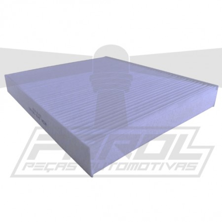 Filtro de Ar Cabine para Cross Fox / Fox / Gol / Golf / Parati / Polo / Saveiro / Space Cross / Space Fox / Voyage - Wega - AKX35163  - foto principal 3