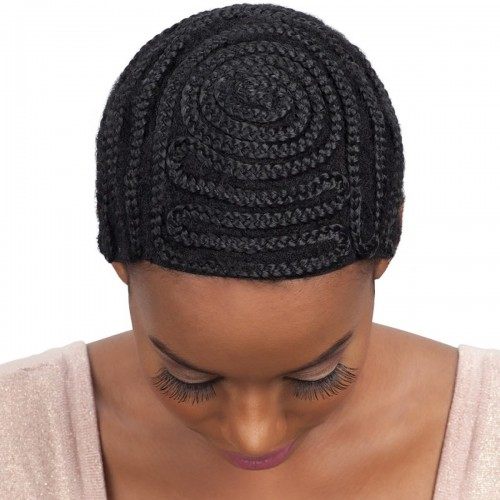 TOUCA Braided Cap Full Bang - Freetress