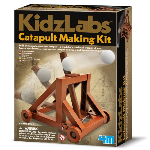 Kit Catapulta  - Kidz Labs - 4M