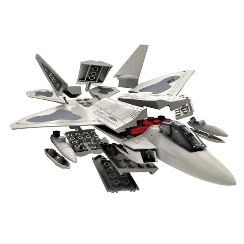 Blocos de Montar F-22 Raptor Quick Build - Airfix