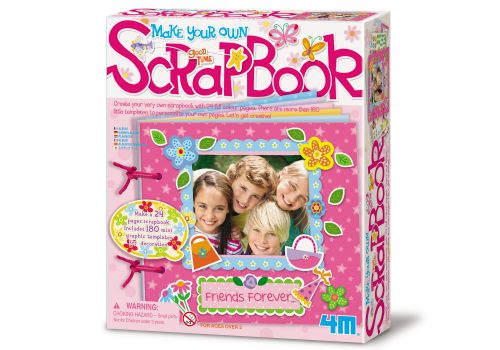 Kit de Scrapbook - 4M