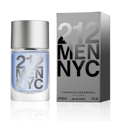 Carolina Herrera 212 Men - Eau de Toilette 30ml