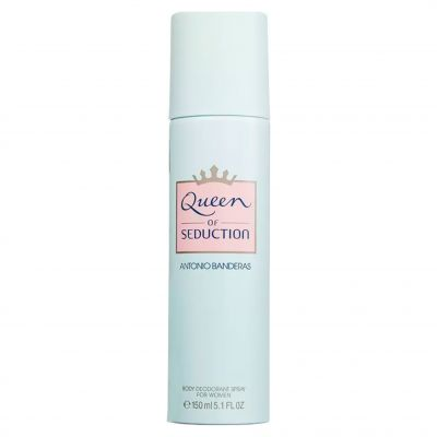 Antonio Banderas Desodorante Feminino Queen of Seduction 150ml