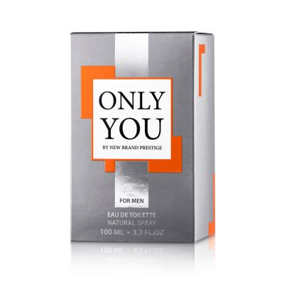 0f3acf0bd ... New Brand Prestige Only You For Men - Eau de Toilette 100ml. Please  upgrade to full version of Magic Zoom Plus™. Zoom. Previous  Next.  Previous  Next