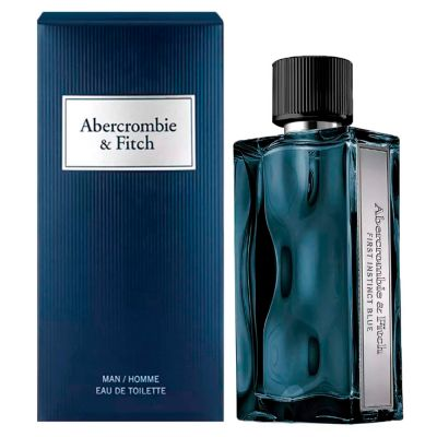 Abercrombie & Fitch First Instinct Blue - Perfume Masculino Eau de Toilette - 100ml