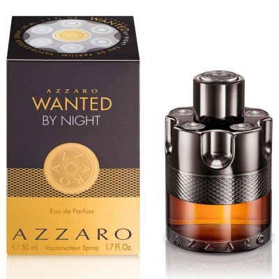 Azzaro Wanted By Night Perfume Masculino EDP 50ml