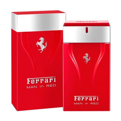 Ferrari Perfume Masculino Man In Red - Eau de Toilette 100ml