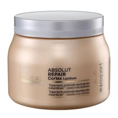 Loreal Professionnel Absolut Repair Cortex Lipidium Instant Reconstructing Masque - Máscara 500g