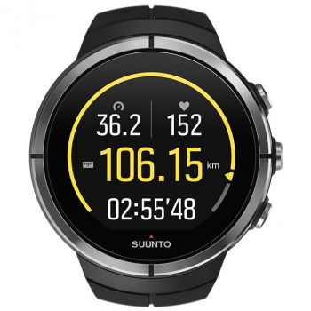 GPS Suunto Spartan ULTRA Black HR