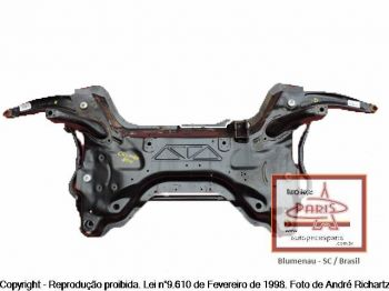 Agregado quadro do motor Citroen C4 Lounge 2014