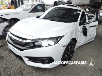 Sucata Honda Civic Touring 1.5 Turbo 2017