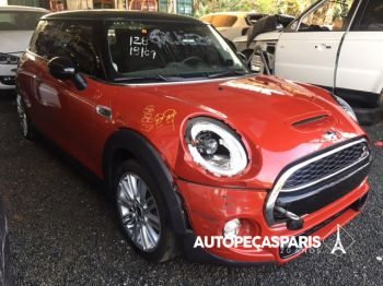 Sucata Mini Cooper S 2.0 turbo 2016  - foto 8