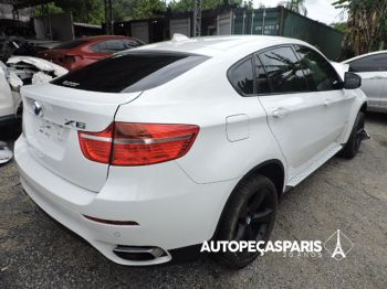 Sucata BMW X6 50i 4.4 V8 Bi-Turbo 2011