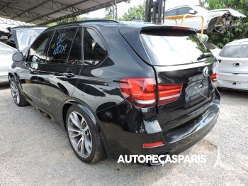 Sucata BMW X5 M 50i 4.4 V8 Bi-turbo 2014