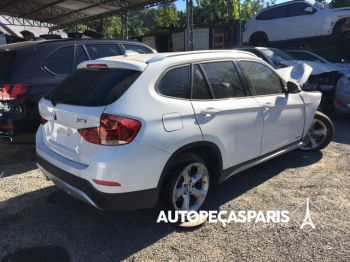 Sucata BMW X1 20i 2.0 Turbo 2014
