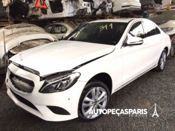 Sucata Mercedes C200 Eq Boost 2019
