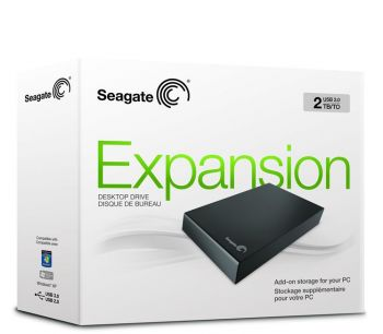 HDD SEAGATE HD EXPANSION 2TB STBV2000100
