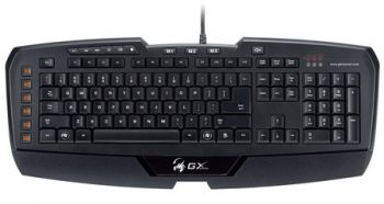TECLADO GX GAMING GENIUS 31310052110 IMPERATOR MMO/RTS 18 PROGRAM USB