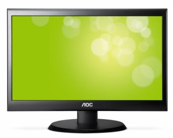 MONITOR AOC 19,5 LED 1600X900 HD WIDESCREEN E2050SWN