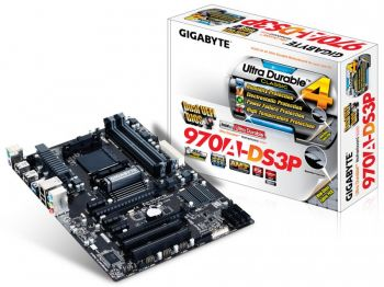PLACA MAE GIGABYTE GA-970A-DS3P DDR3 USB3.0 ATX AM3+
