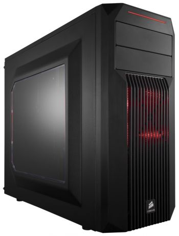 GABINETE CORSAIR CARBIDE SPEC-02 BLUE LED OU RED LED MID TOWER GAMING CC-9011057-WW