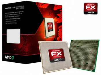 PROCESSADOR AMD FX-8320E BLACK EDITION 3.5GHZ BOX AM3+