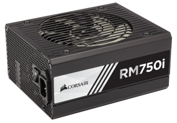 FONTE CORSAIR RM750i 750W DIGITAL MODULAR 80 PLUS GOLD ATX CORSAIR LINK CP-9020082