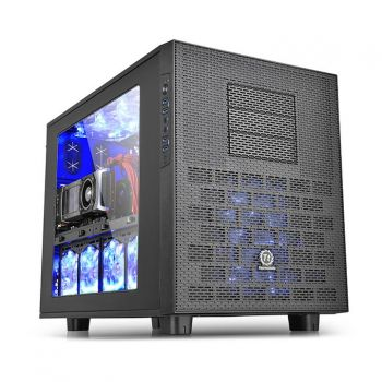 GABINETE THERMALTAKE CORE X9 BLACK WIN SECC CASE E-ATX CA-1D8-00F1WN-00