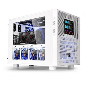 GABINETE THERMALTAKE CORE X9 SNOW EDITION WHITE E-ATX CA1D8-00F6WN-00