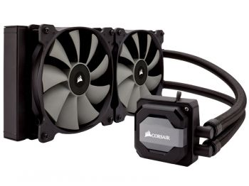 WATER COOLER CORSAIR H110I V2 HYDRO SERIES DE 280MM CW-9060026-WW