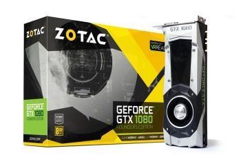 PLACA DE VIDEO ZOTAC GTX 1080 8GB GDDR5X 256BIT ZT-P10800A-10P