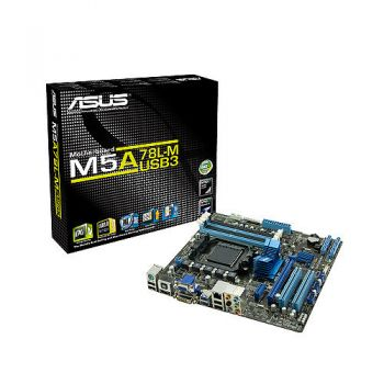 PLACA MAE ASUS M5A78L-M DDR3 USB3 AM3+