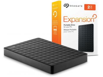 HDD SEAGATE EXTERNO EXPANSION 2TB USB 3.0 STEA2000400