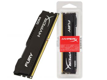 MEMORIA HYPERX FURY 8GB DDR4 2400MHZ CL15
