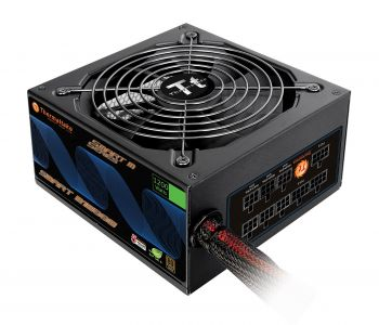 FONTE THERMALTAKE 1200W SMART M SERIE MODULAR 80PLUS BRONZE SP-1200MPCBUS