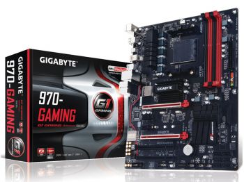 PLACA MAE GIGABYTE GA-970-GAMING DDR3 USB3.1 AM3+