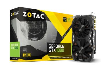 PLACA DE VIDEO ZOTAC GTX 1080 MINI 8GB GDDR5X 256BIT ZT-P10800H-10P
