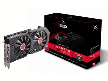 PLACA DE VIDEO XFX RX 580 GTS BLACK EDITION OC+ 8GB GDDR5 256BIT RX-580P8DBD6