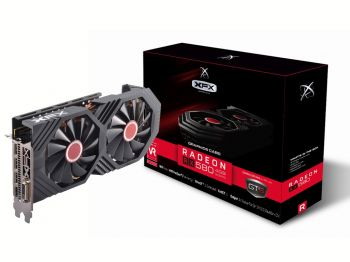 PLACA DE VIDEO XFX RX 580 OC+ GTS XXX EDITION 4GB GDDR5 256BIT RX-580P4DFD6
