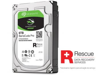 HDD SEAGATE BARRACUDA PRO 6TERA 7200RPM 256MB 6GB/S SATA ST6000DM004