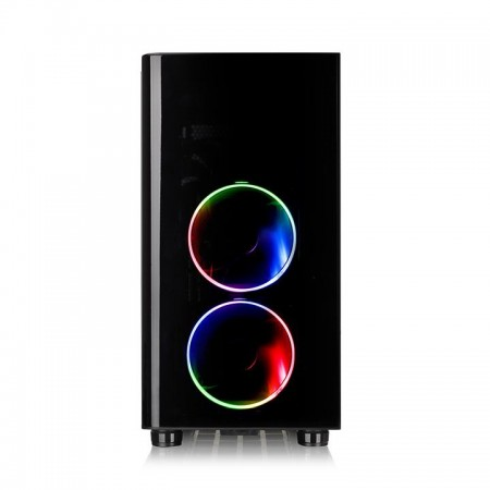 GABINETE THERMALTAKE VIEW 31 TG RGB TEMPERED GLASS CA-1H8-00M1WN-01  - foto principal 1