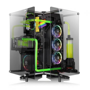 GABINETE THERMALTAKE CORE P90 TEMPERED GLASS EDITION CA-1J8-00M1WN-00