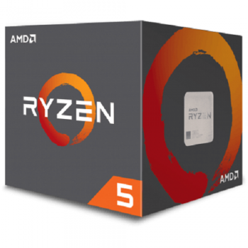 PROCESSADOR AMD RYZEN 5 2600 SIX-CORE 3.9GHZ 65W SOCKET AM4